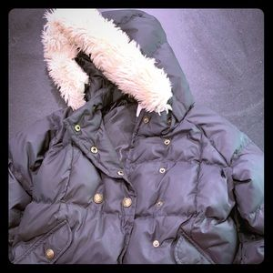 Girls Size 8/10 Juicy Couture Winter Coat.